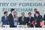 Việt Nam đang là điểm đến hấp dẫn của các nhà đầu tư châu Âu