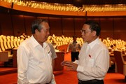 Cử tri quan tâm đến nội dung các phiên thảo luận tại Quốc hội
