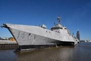 Hải quân Mỹ đưa vào hoạt động tàu tác chiến ven biển mới LCS 14