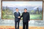 Hàn Quốc đẩy nhanh việc thực hiện thỏa thuận của hội nghị liên Triều