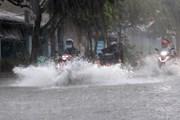 Khả năng mưa rất to ở khu vực Bắc Bộ, nguy cơ xảy ra tố lốc