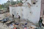 Không kích chớp nhoáng, 2 thủ lĩnh IS miền Đông Afghanistan bị hạ sát