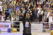 Cơ thủ Việt lần đầu tiên vô địch Giải Billiards 3 băng cúp thế giới