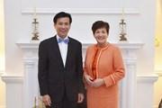 Toàn quyền New Zealand hoan nghênh sự đóng góp của Việt Nam
