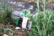 Vụ tai nạn trên đèo Lò Xo: Xe không có tín hiệu giám sát hành trình