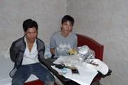 Bắt vụ mua bán trái phép ma túy đá lớn nhất ở vùng biên Kon Tum