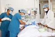 Cứu sống một bệnh nhân bị tắc động mạch phổi cả hai bên