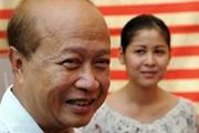 Hoàng thân Ranariddh của Campuchia đang được điều trị ở Bangkok