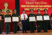 Quảng Bình: Phá 2 chuyên án, thu giữ hàng chục nghìn viên ma túy
