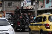 Brazil: 7 người chết trong vụ thanh toán của các nhóm buôn ma túy