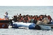 Hải quân Libya giải cứu gần 200 người di cư trong hai ngày
