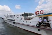 Bình Thuận: Khai trương tàu cao tốc tuyến Phan Thiết-Phú Quý