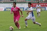 Công Phượng ghi bàn từ phạt đền giúp HAGL thắng ngược Sài Gòn FC