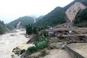 11 người thương vong và mất tích do mưa lũ ở tỉnh Lai Châu