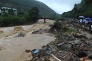 Hình ảnh lũ ống, lũ quét gây thiệt hại nặng ở tỉnh Lai Châu