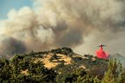 Cháy rừng ở bang California, hàng nghìn người Mỹ phải sơ tán