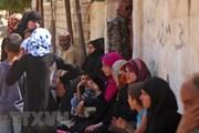 12 điểm dân cư của phe đối lập quay về với Chính phủ Syria