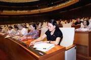 Nghị quyết Chương trình xây dựng luật, pháp lệnh năm 2019