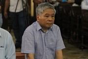 Xét xử nguyên Phó Thống đốc Ngân hàng Nhà nước Đặng Thanh Bình