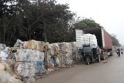 Ngột ngạt vì ô nhiễm tại Làng nghề tái chế nhựa Minh Khai