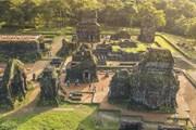 Tôn tạo nhiều tháp cổ trong quần thể Di sản Văn hóa thế giới Mỹ Sơn