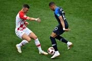Ivan Perisic - người hùng không may mắn của đội tuyển Croatia