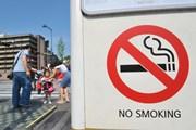 Nhật Bản: Hút thuốc lá trái phép có thể bị phạt 2.600 USD