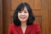 Bổ nhiệm lại bà Nguyễn Thị Thu Hiền làm Phó Tổng giám đốc VTV