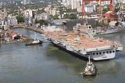 Ấn Độ thử nghiệm tàu sân bay Vikrant tự đóng vào năm 2020