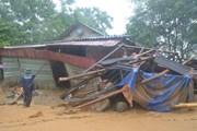 Kiểm tra công tác khắc phục hậu quả mưa lũ tại tỉnh Yên Bái