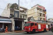 Cà Mau: Cháy một tiệm tạp hóa, lửa thiêu rụi các vật dụng ở tầng 2