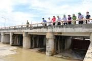 Kiểm tra công tác khắc phục hậu quả bão số 3 tại Ninh Bình