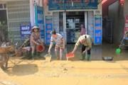 Mưa lũ tại tỉnh Phú Thọ đã làm 3 người chết, 1 người mất tích