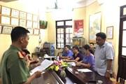 Khởi tố, bắt tạm giam người đưa chìa khóa nơi giữ bài thi ở Hà Giang