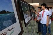Triển lãm bản đồ, tư liệu về Hoàng Sa, Trường Sa của Việt Nam