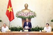 Những nội dung chính trong Nghị quyết phiên họp Chính phủ tháng Bảy