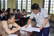 Bộ trưởng Tô Lâm: Không để lọt ai liên quan đến gian lận thi cử