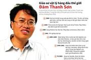 Chân dung giáo sư Vật lý hàng đầu thế giới Đàm Thanh Sơn