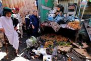 Nổ bom tại một khu chợ đông đúc ở Iraq, 2 người thiệt mạng