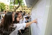 Tuyển sinh đại học: Cơ hội cho thí sinh xét tuyển nguyện vọng bổ sung
