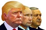 [Mega Story] Xu hướng mới trong tam giác quan hệ Nga-Thổ Nhĩ Kỳ-Mỹ