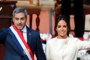 Paraguay: Tổng thống đắc cử Abdo Benitez chính thức nhậm chức