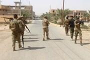 Lực lượng an ninh Iraq tiêu diệt 2 tay súng IS đánh bom liều chết