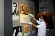Triển lãm ảnh về cuộc đời, sự nghiệp của Chủ tịch Tôn Đức Thắng