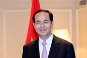 Chủ tịch nước Trần Đại Quang sẽ thăm cấp Nhà nước Ethiopia và Ai Cập
