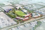 Dự án Thành phố giáo dục IEC Quảng Ngãi sẽ cất nóc vào cuối tháng 9