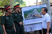 Giám sát tiến độ thực hiện Dự án đường Trường Sơn Đông qua Quảng Nam