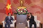 Quan hệ hữu nghị hợp tác Việt Nam-Nhật Bản phát triển tốt đẹp