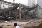 Hà Nội: Đình chỉ công trình bị sập khiến 3 công nhân tử vong