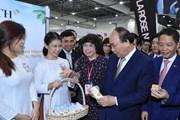 Lời khen ngợi từ Thủ tướng tại Hội chợ Food and Hotel Asia
